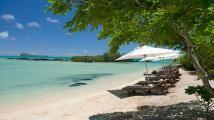 Beach, Zilwa Attitude Hotel Mauritius