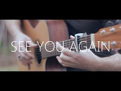 ▶ See You Again - Wiz Khalifa ft. Charlie Puth (fingerstyle guitar cover by Peter Gergely) - YouTube