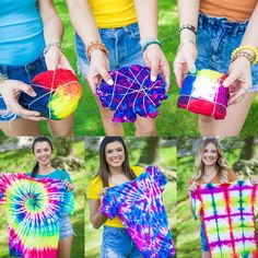 Bleach Tie Dye Discover Tie-Dye Party Kit Tie Dye your Summer with these cool tie dye techniques created with Tulip One-Step Tie Dye! Heres 3 cool techniques to try with the kit. Fête Tie Dye, Tulip Tie Dye, Tie Dye Party, How To Tie Dye, Tie And Dye, Tye Dye, Tie Dye Socks, Shibori Tie Dye, Diy Tie Dye Shirts