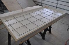 Superbe How To Build A Concrete Table