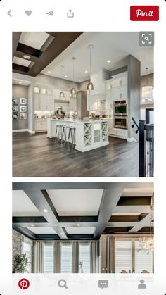 Stairs Florida Home, Home Decor Accessories, Kitchen Design, Kitchen Ideas, Home Remodeling, Kitchen Remodel, Kitchen Island, Sweet Home, New Homes