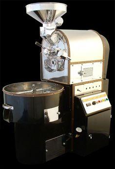 coffee roaster used at Mason Jar Coffee Roasters