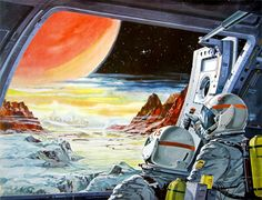 science fiction vintage