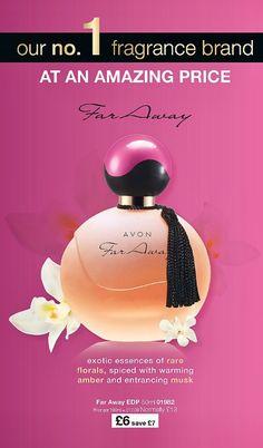 Far Away #Normally £13 NOW £6# avon.uk.com/store/alisonjones-shop