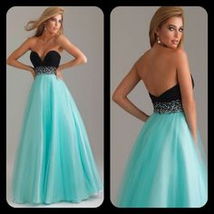 Eeeep!! The prom dress I'm getting :))) not even kidding. Well I am but I wish I wasn't.