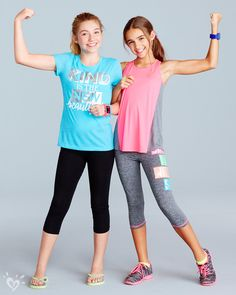 Our Every Girl is Awesome Collection is strong, fierce and ready to WIN (just like you)!