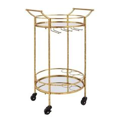 The Best Bar Carts Under $250 — Annual Guide 2016 | Apartment Therapy