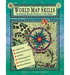 35 best book depository wishlist images on pinterest ancient world map skills grade 6 by instructional fair available at book depository with free delivery worldwide gumiabroncs Images