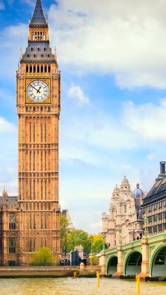 London s Big Ben #iPhone #5s #Wallpaper