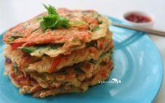 韓式煎餅 超簡單零失誤食譜、作法   Nico Sun的多多開伙食譜分享