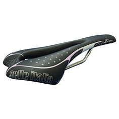 Selle Italia Womens Ti316 SLR Flow Saddle Black ** Continue to the product at the image link.