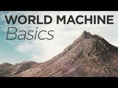 World Machine Basics: Tools, favorites and macros | Pluralsight - YouTube