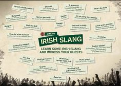 Are you planning to study abroad in Ireland? Learn here some irish slang before starting your trip!