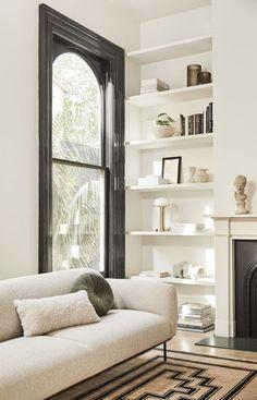 Living Room Interior, Living Room Decor, Living Spaces, Quirky Home Decor, Cheap Home Decor, Interior Minimalista, Interior Decorating, Interior Design, Interior Colors