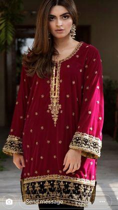 Beautiful Pakistani Dresses, Pakistani Formal Dresses, Shadi Dresses, Pakistani Dress Design, Velvet Pakistani Dress, Pakistani Fashion Party Wear, Pakistani Wedding Outfits, Pakistani Wedding Dresses, Stylish Dress Designs
