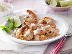 Creamy Grilled Tandoori Shrimp