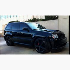 My Jeep SRT8