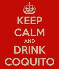 Coquito! Yum. A must when you are celebrating Christmas puertorican style. Thanks Nele @Ainele Linares