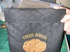 Potato Bag How To