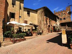 CERTALDO a medieval hill town perfect for your wedding! - Tuscany Art, Life And Flavors