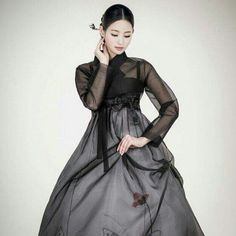 Not gonna lie, I kinda want my own hanbok that looks like this Korean Traditional Clothes, Traditional Fashion, Traditional Dresses, Korea Fashion, Ethnic Fashion, Asian Fashion, Korean Dress, Korean Outfits, Modern Hanbok