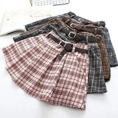 Buy Moricode Plaid Knit Skirt at YesStyle.com! Quality products at remarkable prices. FREE WORLDWIDE SHIPPING on orders over US$35.