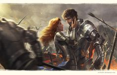 Love in The middle of War by w15nu91.deviantart.com on @DeviantArt