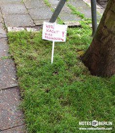 Nahe der Schönhauser Allee | #Prenzlauerberg // Mehr #NOTES findet ihr auf www.notesofberlin.com