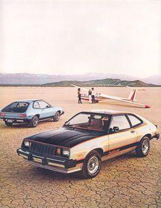 1980 Mercury sales brochure featuring the final Bobcat.