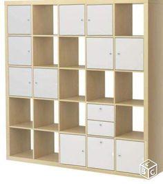 Block door / storage drawer kallax / expedit ikea
