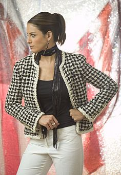 classic chanel style jacket