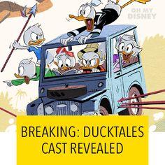 Hero Stream - OMD - Ducktales Breaking News