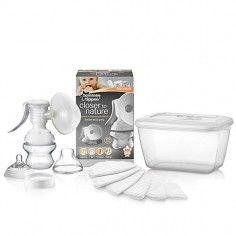 http://idealbebe.ro/tommee-tippee-closer-to-nature-pompa-de-san-manuala-p-9368.html Tommee Tippee - Closer to Nature Pompa de san manuala