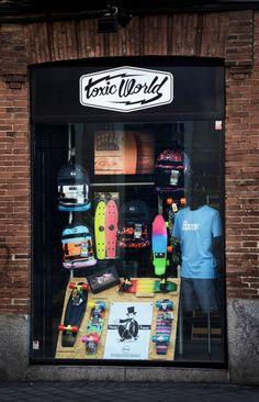 Penny Skateboards en Toxic World
