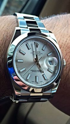 Rolex Watches Collection : Automatic Skeleton Watch - Watches Topia - Watches: Best Lists, Trends & the Latest Styles Rolex Datejust Ii, Rolex Gmt, Cool Watches, Rolex Watches, Dream Watches, Cartier Rolex, Automatic Skeleton Watch, Automatic Watch, Der Gentleman