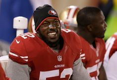Patrick Willis - moving on to the Super Bowl.  Hotty Toddy!