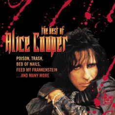 ▶ Alice Cooper ~ Poison (Lyrics) - YouTube