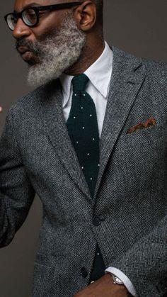 PHOTO: # fashion for men # men's style # men's fashion # men's wear # mode homme # jacket Best Mens Fashion, Mens Fashion Suits, Mens Suits, Fashion Outfits, Men's Fashion, Ivy League Style, Suit Combinations, Herren Outfit, Suit And Tie