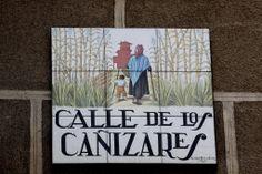 Calle de los Cañizares ( Madrid )