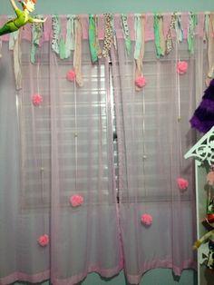 cortina handmade  Time da Dany