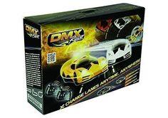 DMXSLOTS Starter Kit - Next generation #slot #car #racing  Full review at: http://toptenmusthave.com/best-slot-car-sets/
