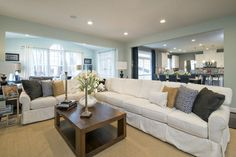 Stanley Martin Homes | Family Room