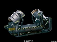 2016 Ghostbusters ghost trap