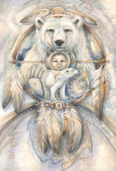 Spirit Bear...Your guide.