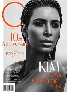 Kim Kardashian | C Magazine