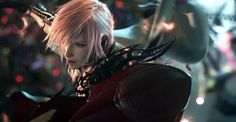 Lightning Returns: Final Fantasy XIII Soundtrack Plus Pre-Orders Opened for West – Coming in April! Final Fantasy Girls, Final Fantasy Characters, Female Characters, Fantasy Art, Lightning Game, Lightning Images, Zack Fair, Ben 10 Ultimate Alien, Mullet Hairstyle