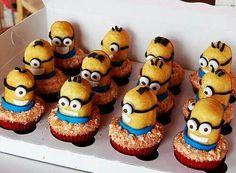 Despicable Me Minions - Muffins