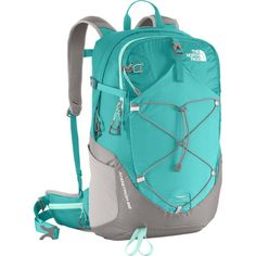 The North Face Angstrom 28 Backpack - Women's - 1710cu inBluebird/Q-silver Grey