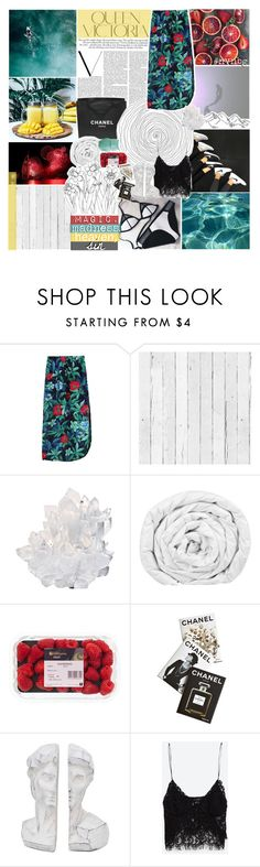 """""""DOWN IN FLAMES -- #nvnbg round 03"""" by vanilla-chai-tea ❤ liked on Polyvore featuring Victoria Beckham, Chanel, NIKE, NLXL, McCoy Design, Brinkhaus, Assouline Publishing, Zara, sorrynotsorry and TeamTaylor"""
