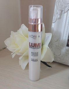 Daniella Beauty Junkie: Loreal Lumi Magique Primer - MAC Strobe Cream Dupe...